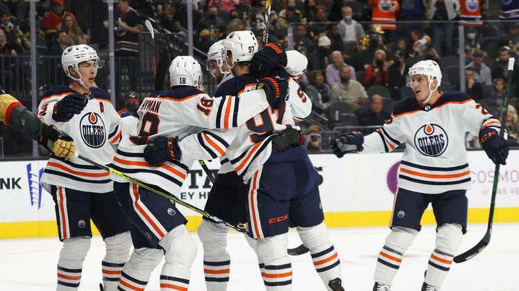 Едмънтън с 5 от 5 на старта на сезона в НХЛ
