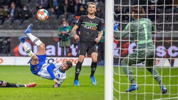 Херта - Борусия Мьонхенгладбах 1:0