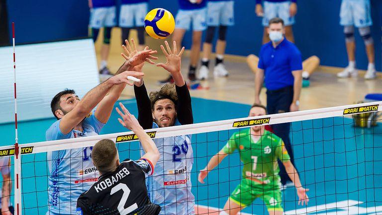 Цецо Соколов с 12 точки, Динамо с трета победа в Русия