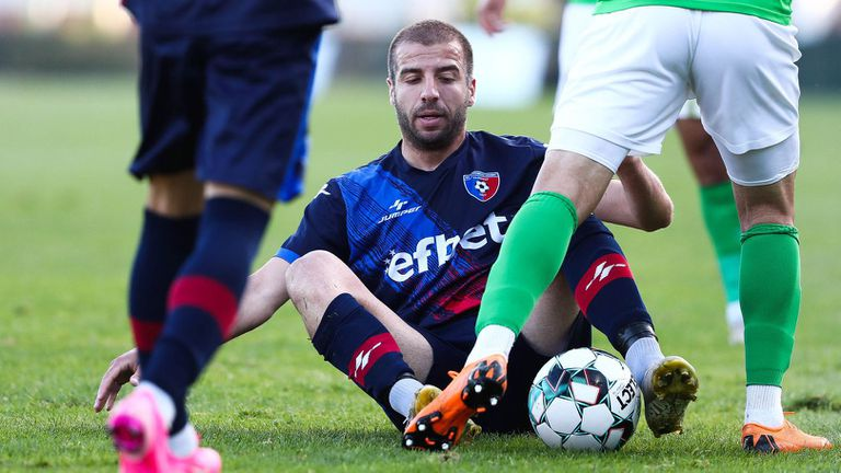 Втора лига на живо: автогол и гол на един футболист в Созопол