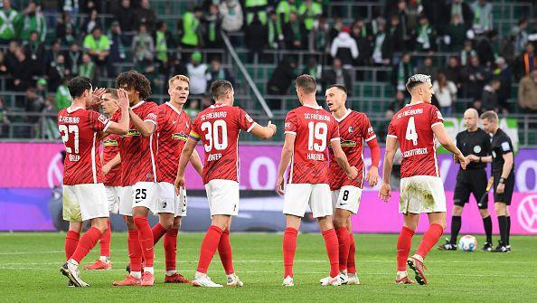 Волфсбург - Фрайбург 0:2