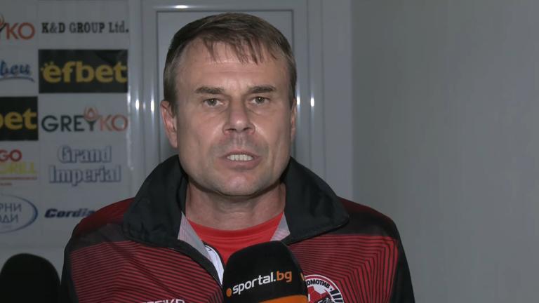 Марин Байчев: Получи се добър мач за стандартите на Трета лига