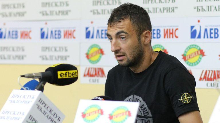 Даниел Младенов тренира по специална програма