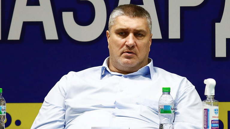 Любо Ганев пред Sportal.bg: Пранди има договор да води България до 2022 година