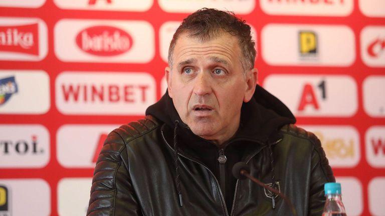 Акрапович обядвал със звезда на Локо (Пд), търси му отбор