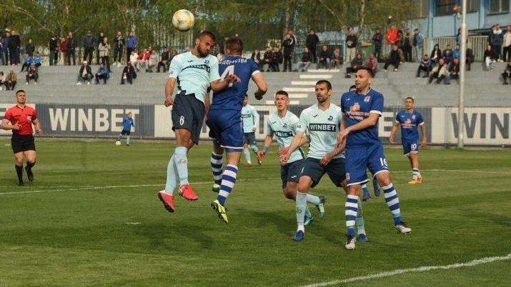 Дунав спечели дербито с Доростол
