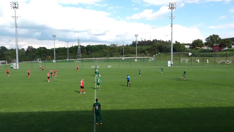 Лудогорец 2 - Локомотив (София) 1:4