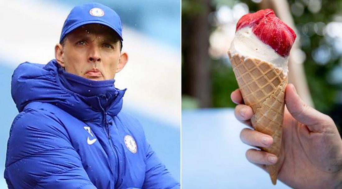 Сладоледен скандал преди мача на Челси с Астън Вила