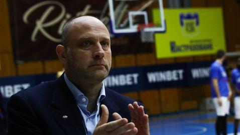 Тити Папазов: Дано това е последната загуба в серията