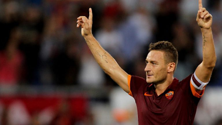Рома загря за Байерн с категорична победа (видео)