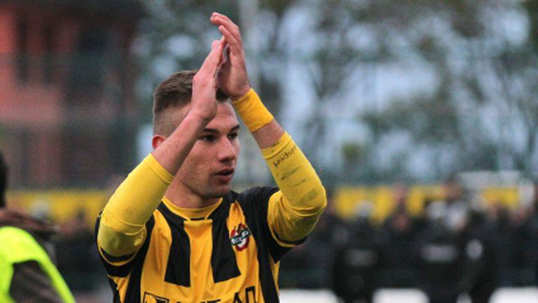 Клубове от Италия с интерес към млада звезда на Ботев (Пд)
