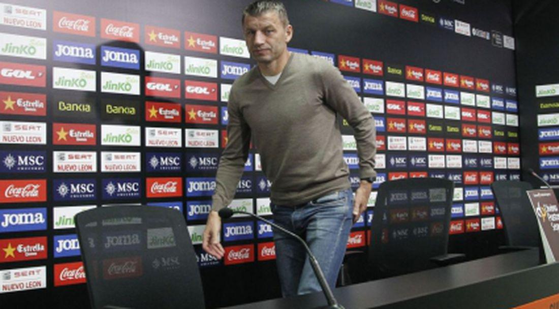 Кордоба уволни Алберт Ферер, новият треньор е Джукич