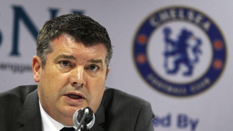 Изпълнителният директор на Челси напусна след 10 години служба