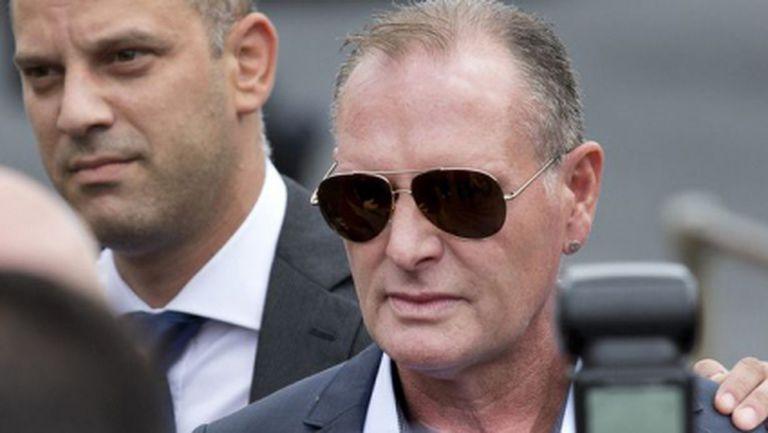 Пол Гаскойн отново в клиника заради проблеми с алкохола