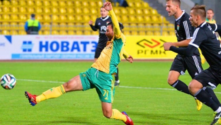 Попето наказа тима на Ники Костов и поведе Кубан към 1/4-финалите (видео)