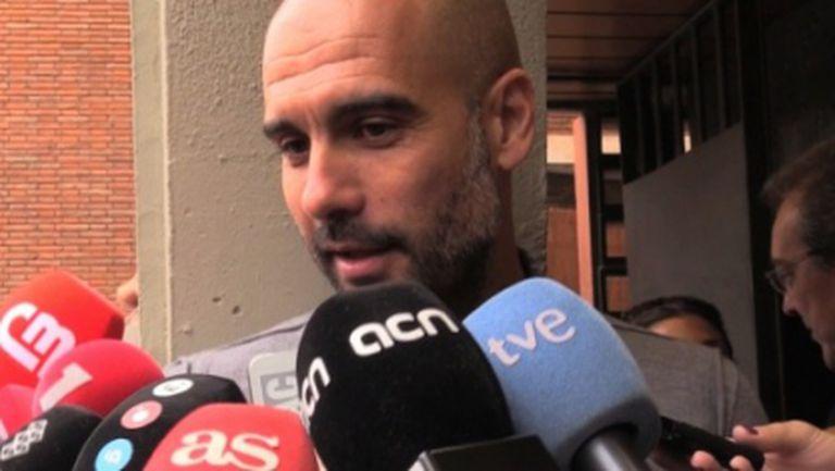 Пеп: Луис Енрике ще трумфира в Барса