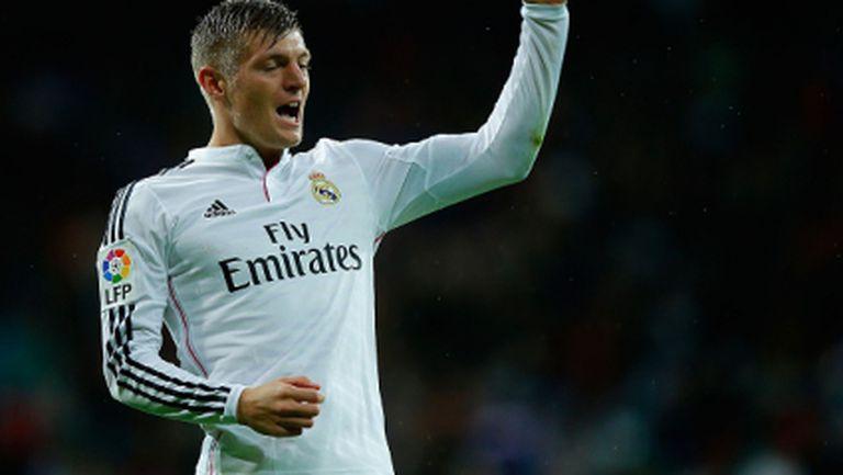 Реал Мадрид мушка по 3,8 гола на мач