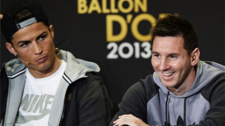 """Роналдо нарича Меси """"кучи син"""", твърди популярен журналист"""