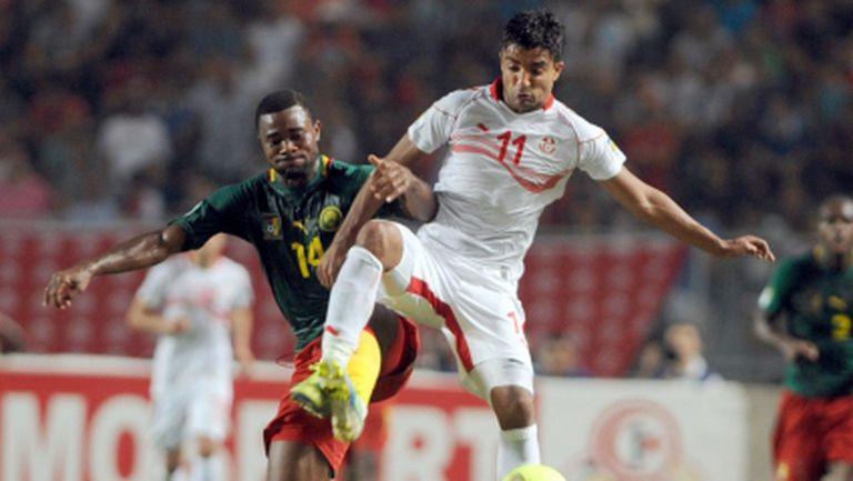 Нападател от Бундеслигата приключи с националния отбор на Тунис