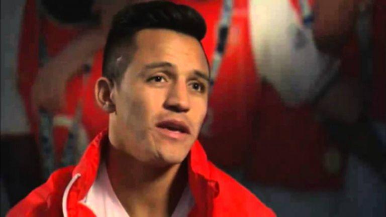 Интервюто с Алексис: Пълно щастие изпитвам само чрез футбола