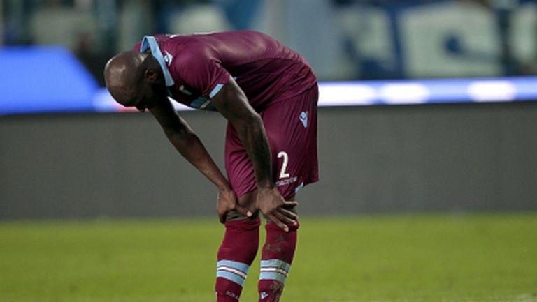Лацио без Сиани срещу Ювентус