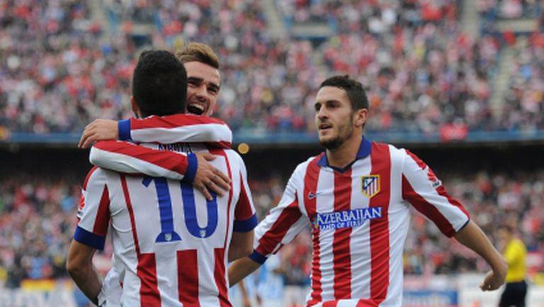 Атлетико не допусна грешка (видео)
