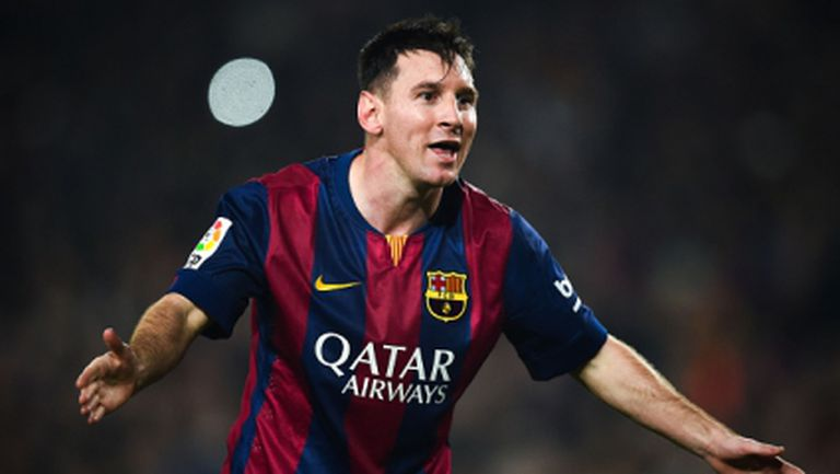 Луис Енрике: Меси е най-великият играч на всички времена