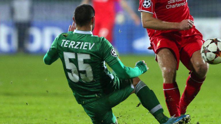 Терзиев: Не всеки ден можеш да вкараш в Шампионската лига