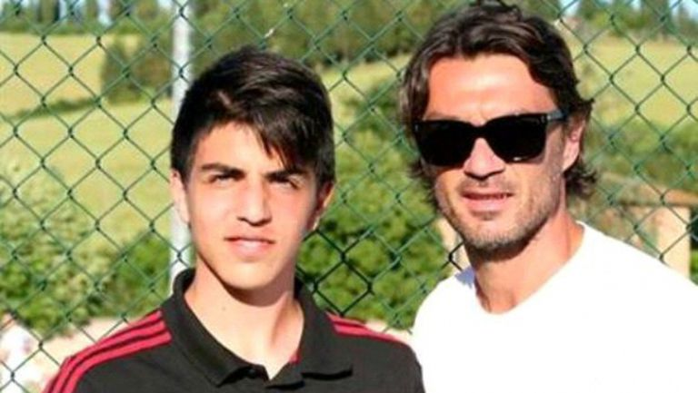 Отново Maldini Day в Милан