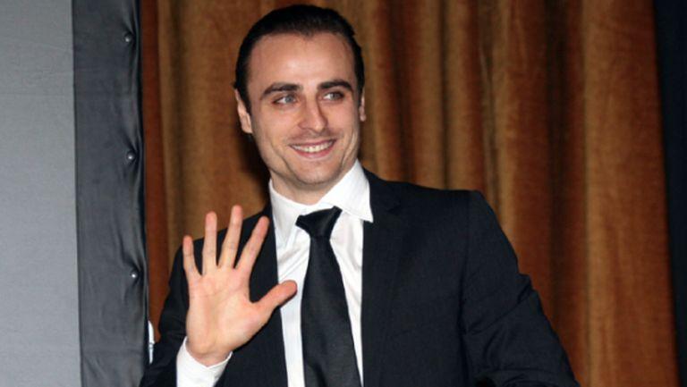 Лечков: Бербатов е вторият най-добър футболист на България
