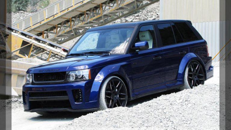 Един по-различен Range Rover Sport