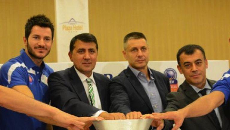 Радо Стойчев: Искаме да се борим за всички трофеи