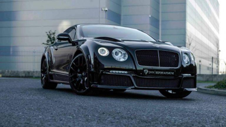 Брутално Bentley GTX