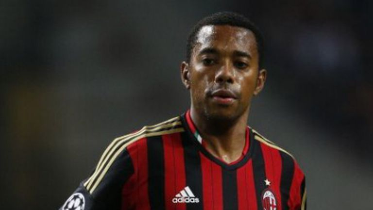 Робиньо: Радвам се, че останах в Милан
