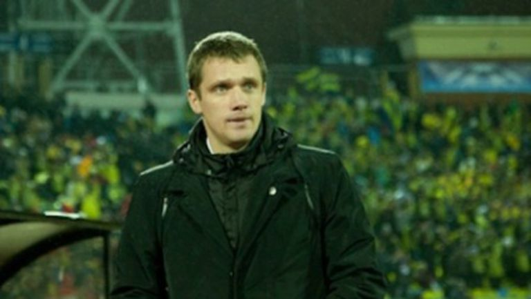 Попето с нов треньор в Кубан
