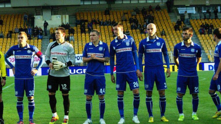 Черноморец не успя да събере 18 футболисти за мача с Берое