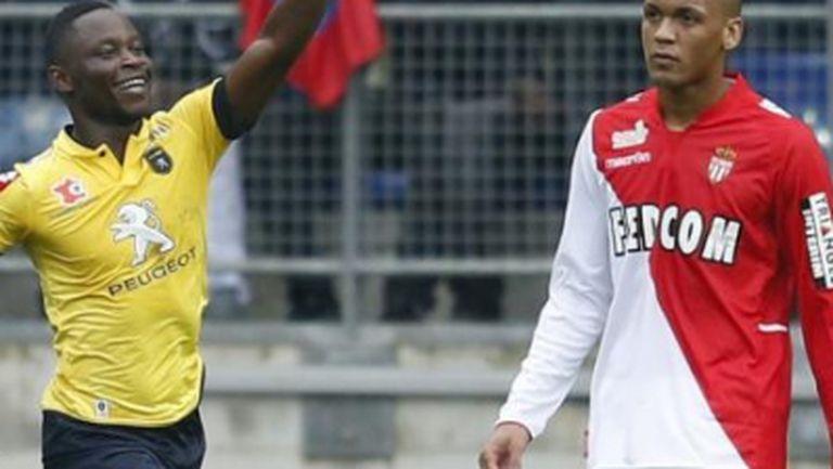 Монако изпусна победата след два гола преднина (видео)