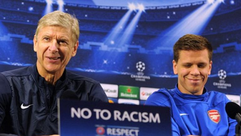 Нов договор задържа Шчесни в Арсенал още 5 години