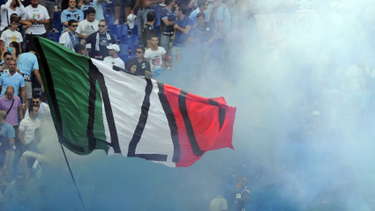 УЕФА направи реверанс към Лацио