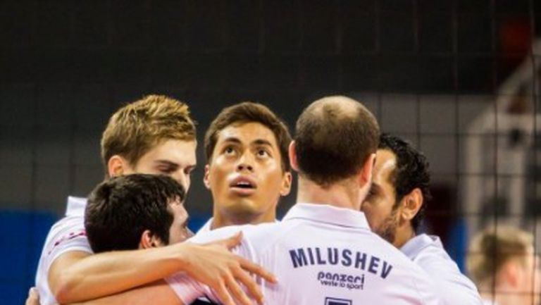 Дани Милушев с 20 точки (7 аса, 2 блока) за победа на Тулуза над БГ Лион