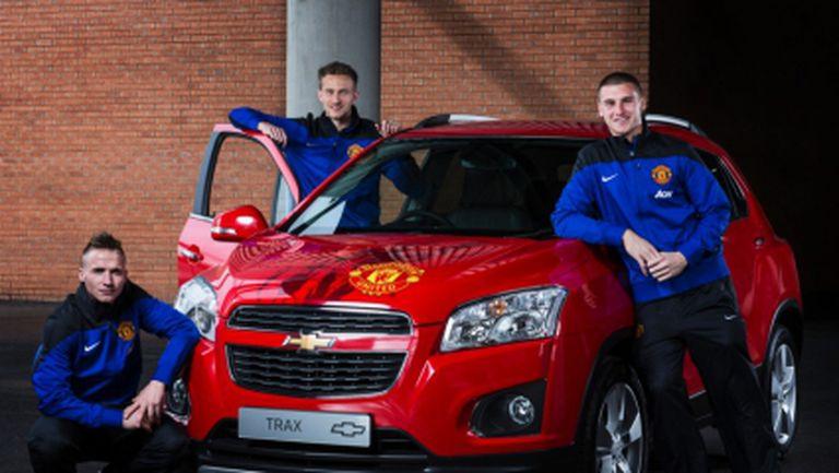 Chevrolet и Maнчестър Юнайтед в подкрепа на благотворителна кауза
