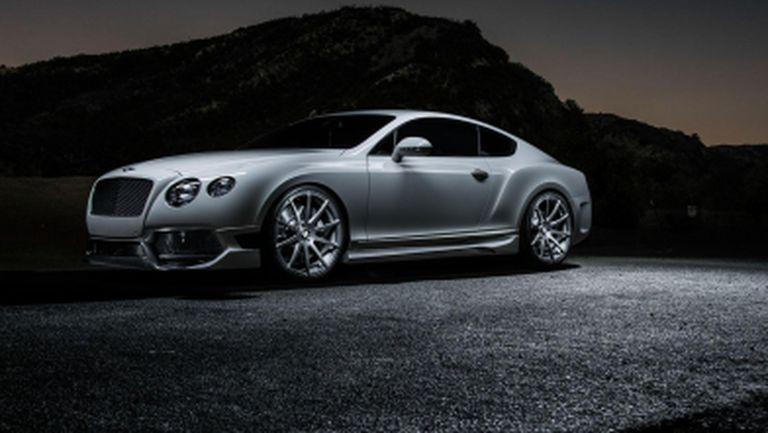 Vorsteiner направиха Bentley GT BR10-RS