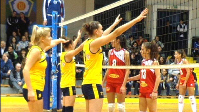 Марица победи ЦСКА в дербито с 3:1 в Пловдив
