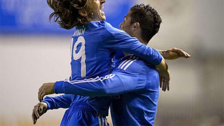 Реал Мадрид отърва кожата срещу последния - поведе с 3:0 и страдаше до края