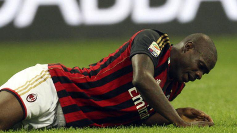 Милан се сгромоляса с пълна сила, тифозите скочиха на Галиани (видео)