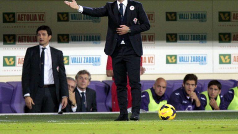 Монтела: Контролирахме мача с Милан