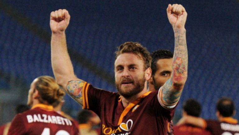 Ще продължи ли победната серия на Рома?