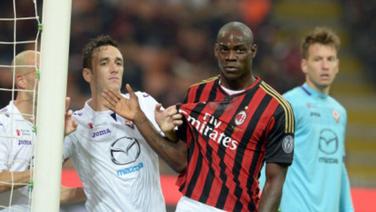 СуперМарио символизира кризата на Милан