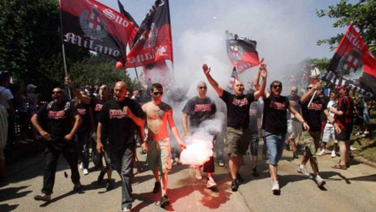 """""""Курва Суд"""" изригна: Има много анархия в Милан, търпението ни се изчерпва"""