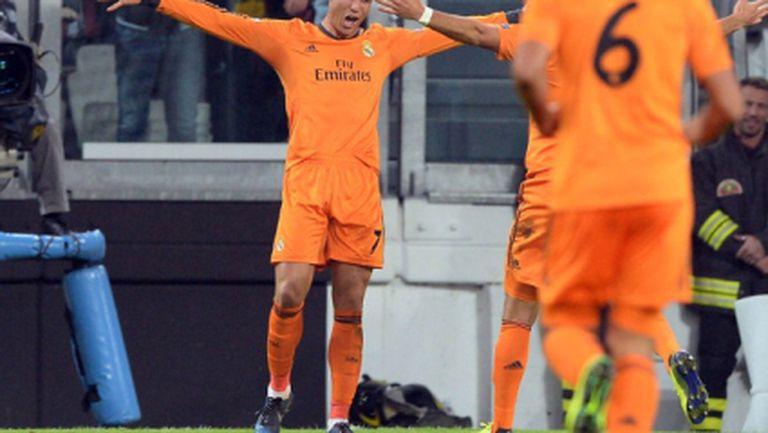 Кристиано изравни рекорд в Шампионската лига